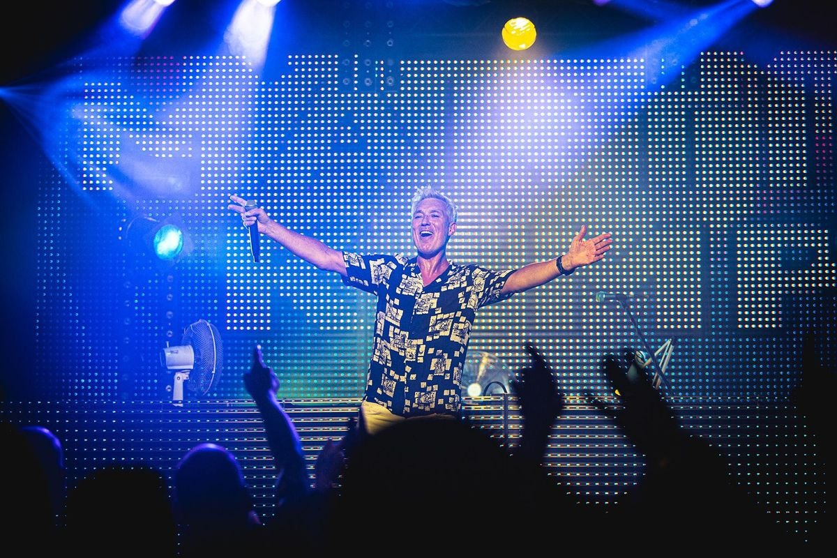 Martin Kemp's 'Back To The 80s Party', 21 May | Event in Colchester | AllEvents.in