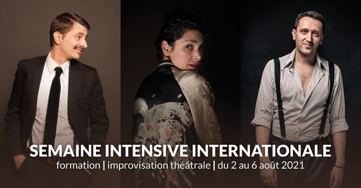 Semaine intensive international | formation, 2 August | Event in Lausanne | AllEvents.in