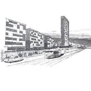 Wrocaw powojenne wizje miasta