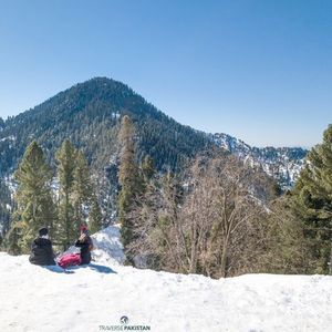 Skiing Trip to Malam Jabba