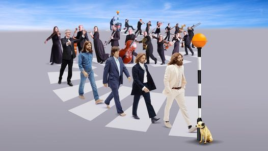 And In The End - The Bootleg Beatles & RLPO, 22 July   Event in Nottingham   AllEvents.in