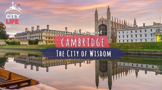 Citylife trip to Cambridge