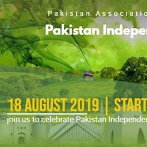 Pakistan Independence Day celebration 2019