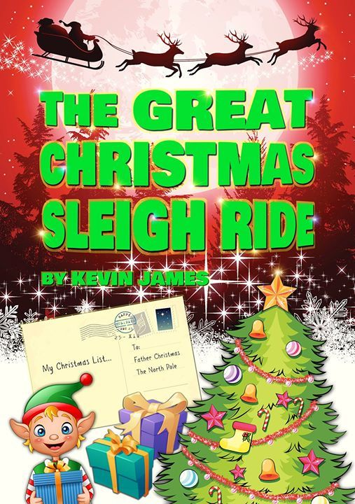 The Great Christmas Sleigh Ride - The Atkinson Southport