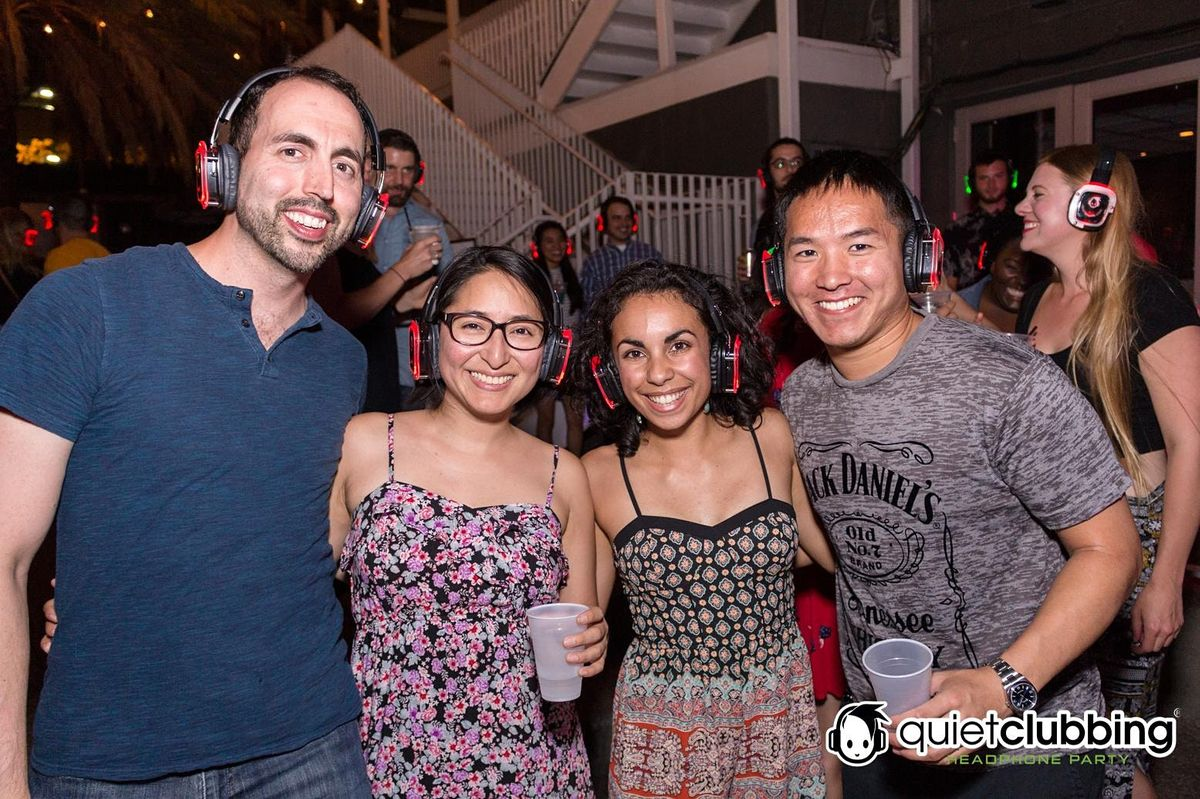 Outdoor Silent Disco Party @ The Belmont - Austin TX, 14 August   Event in Austin   AllEvents.in