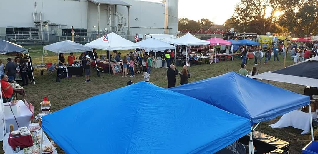 Saturday Pop-up Market and Food Trucks | Event in Tampa | AllEvents.in