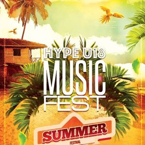 HYPE U18 Music Festival- Hamilton I
