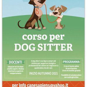 Corso per dog sitter Firenze