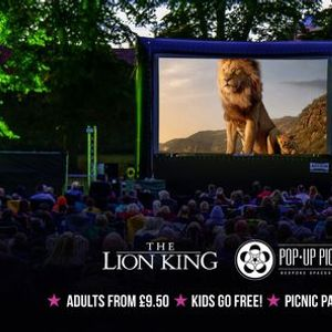 Jungle Book & The Lion King  The Bury St Eds Open Air Film Fest