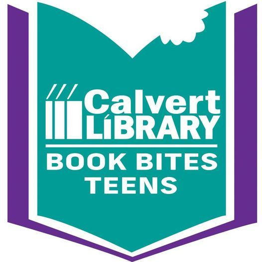 Calvert Library's Book Bites Teen, 10 March | Event in Prince Frederick | AllEvents.in