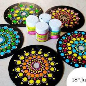 Dot Mandala Painting Workshop by Guncha Arora