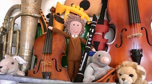 Klassisk musik for brn & bamser Ensemble Felix