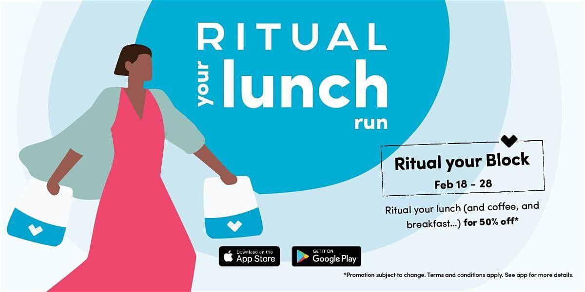 Ritual Your Block - New York City