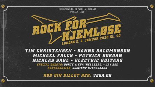 Rock For Hjemlse - VEGA