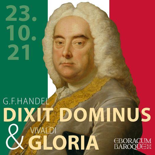 Handel's Dixit Dominus and Vivaldi's Gloria, 23 October | Event in Cambridge | AllEvents.in