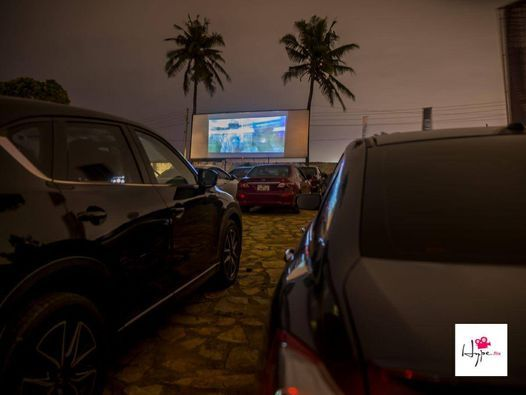 HypeFlix Drive-in #ParkNWatch, 24 October | Event in Accra | AllEvents.in