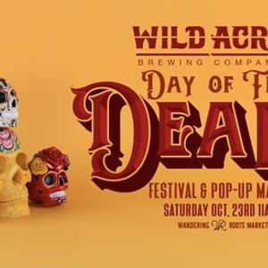 WABC Day of the Dead Festival & Pop-Up Market