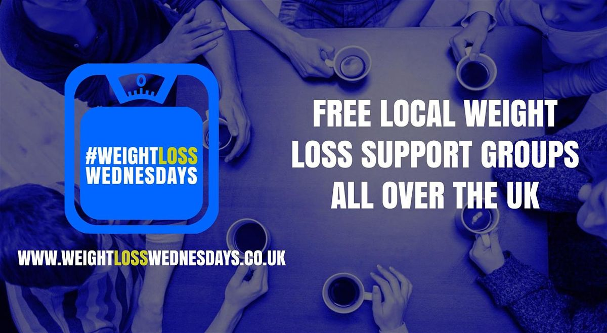 WEIGHT LOSS WEDNESDAYS Free weekly support group in Barnsley