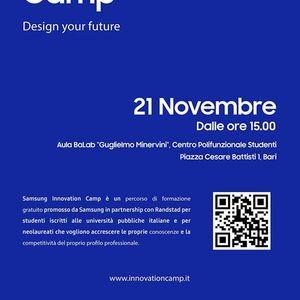 Samsung Innovation Camp - Design your future