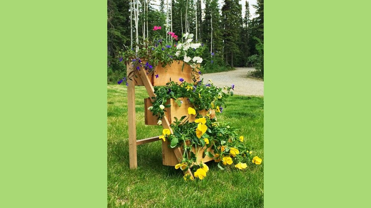 Make Your Own Vertical Herb Planter | Event in Whitehorse | AllEvents.in
