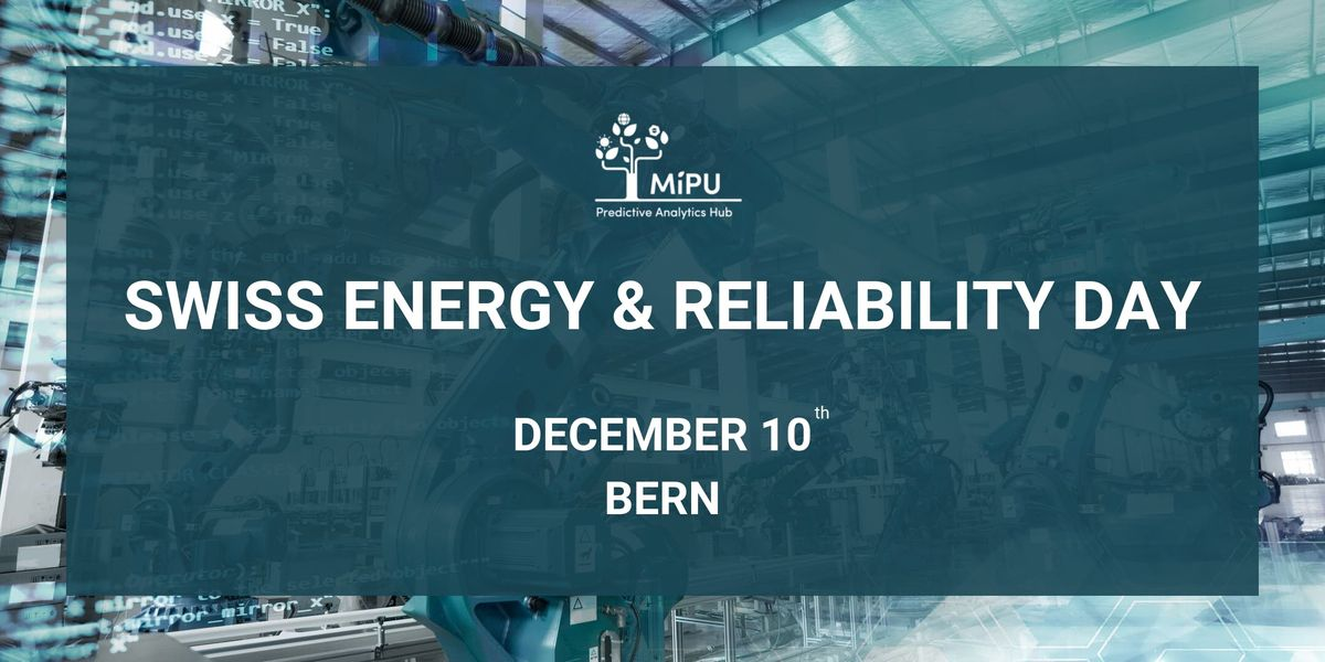 Swiss Energy & Reliability Day 2019