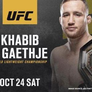 UFC 254 Nurmagomedov vs. Gaethje Live