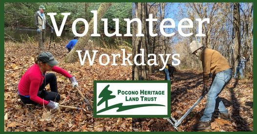 Volunteer at Glen Run Nature Preserve, 17 April   Event in Stroudsburg   AllEvents.in