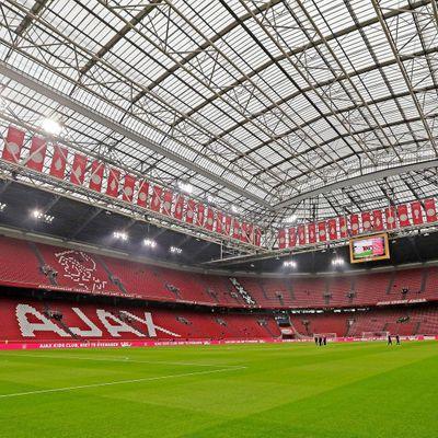 AFC Ajax Amsterdam v VVV-Venlo - VIP Hospitality Tickets