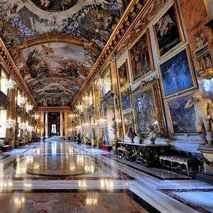 Galleria Colonna - Capolavoro Barocco