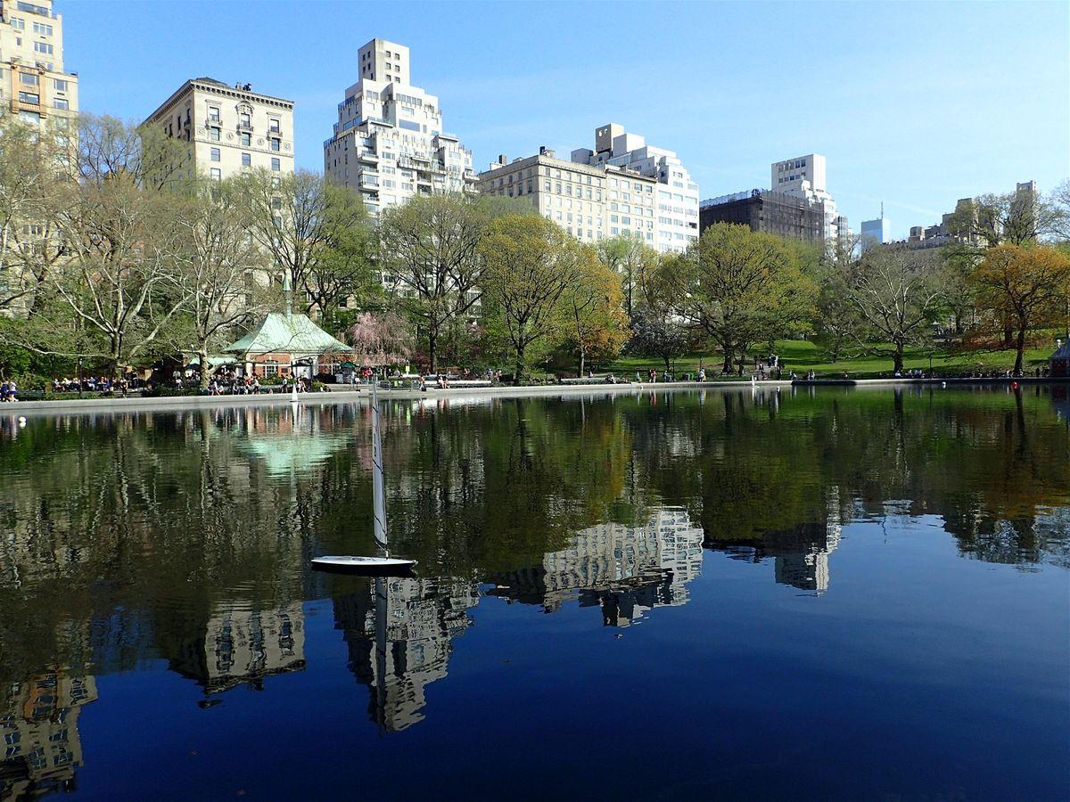 Amazing Scavenger Hunt Adventure - New York- Mid Central Park