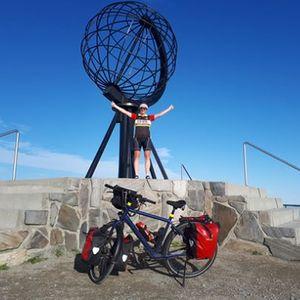 Lezing Fietsreis naar de Noordkaap