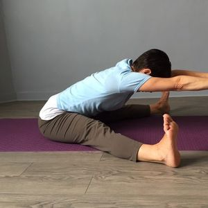 Yoga Spcial Assouplissement les jeudis en studio & Zoom