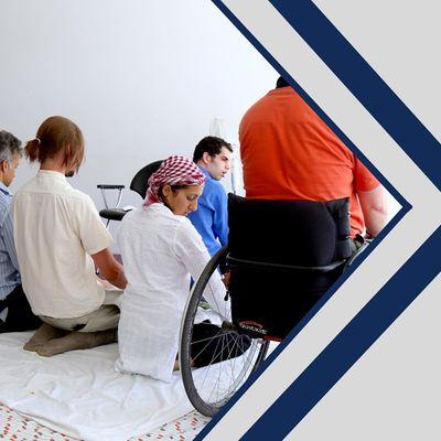 Online Jummah Prayer with Inclusive Mosque Initiative