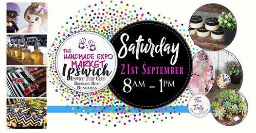 The Handmade Expo Market - Ipswich - September 21st 2019