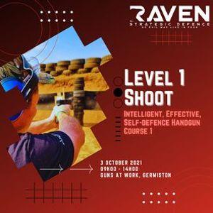 Level 1 Shoot - Intelligent Effective Self defence Handgun Course 1