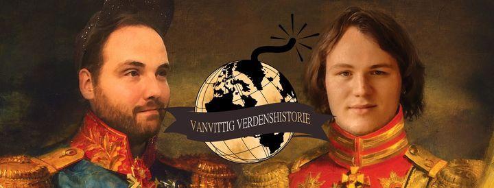 Vanvittig Verdenshistorie LIVE | Bremen Teater (NY DATO), 18 September | Event in Copenhagen | AllEvents.in