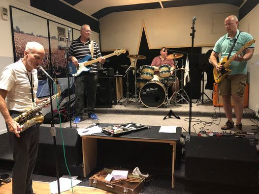 Phoenix Blues Band live at the Wrestlers, 4 December   Event in Welwyn   AllEvents.in