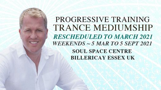 Trance Mediumship Progressive Training Programme 2021, 8 May | Event in Billericay | AllEvents.in