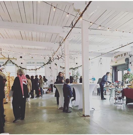 The Sparkle Holiday Art & Craft Market