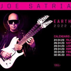 Joe Satriani at Teatro Augusteo - Napoli