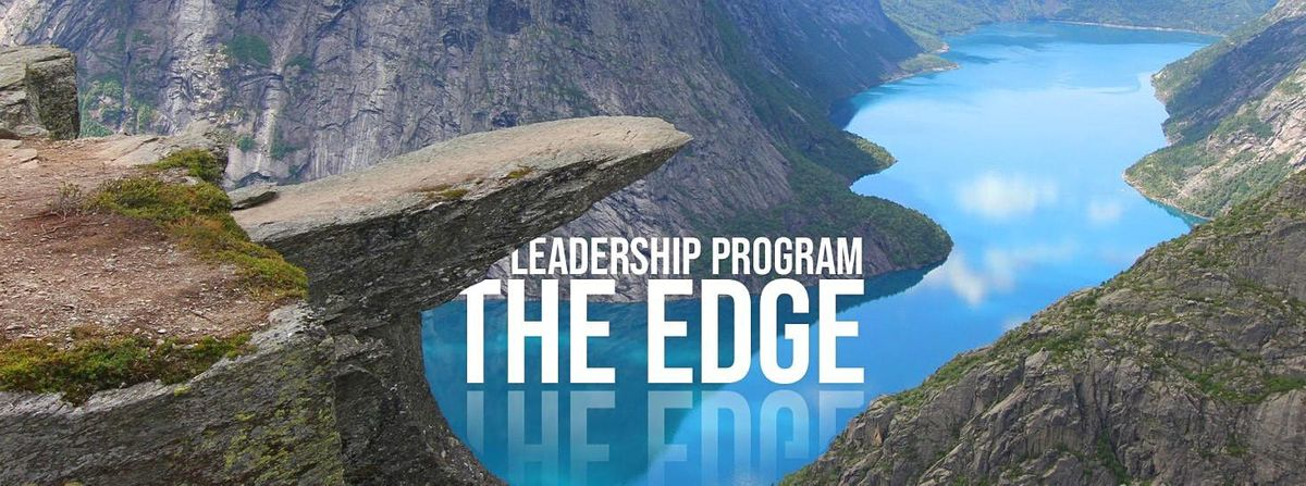 Victoria & Tasmania The Edge Leadership Program | Course 19 |  Session 5, 6 May | Event in Melbourne | AllEvents.in