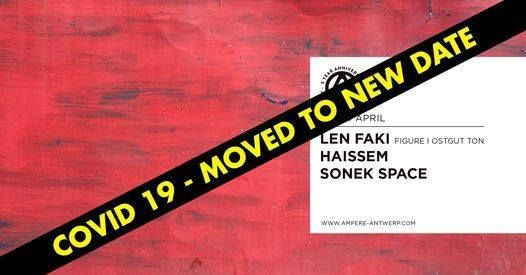 Ampere presents Len Faki   Event in Levallois-perret   AllEvents.in