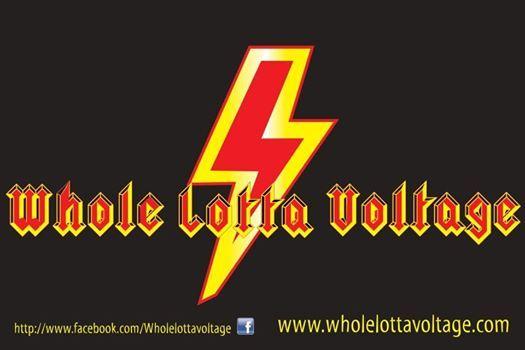 Fri 22nd Nov Whole Lotta Voltage Tickets 13.50