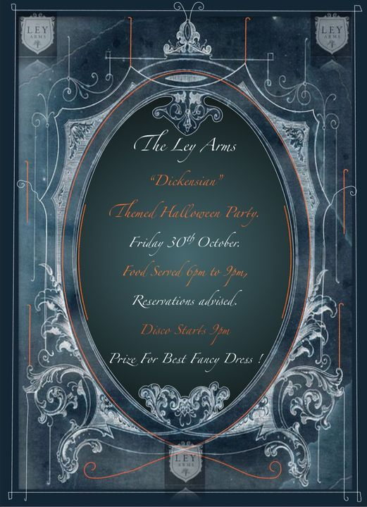 Halloween Party with a Dickensian theme, 31 December | Event in Exeter | AllEvents.in