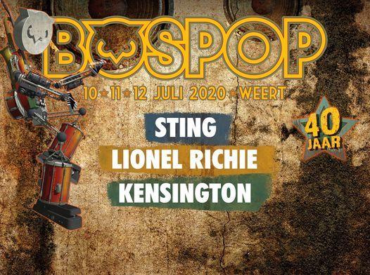 Bospop zondag - Busreis, 11 July | Event in Zwolle | AllEvents.in