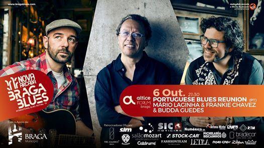 Portuguese Blues Reunion (PT) - Altice Forum Braga