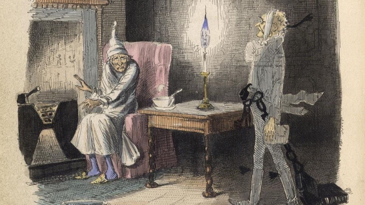 Ghost Stories Book Club A Christmas Carol