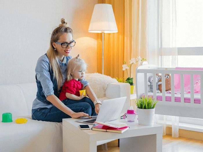Side income for stay at home moms - Earn up to 6-Figure or more working from home   Online Event   AllEvents.in