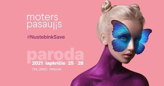 "Paroda ""Moters pasaulis 2021"", 25 November   Event in Kaunas   AllEvents.in"