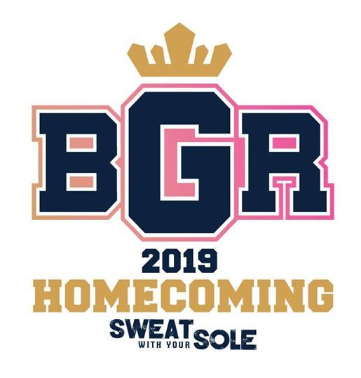 Sweat With Your Sole 2019 - BGR 10 Year Homecoming